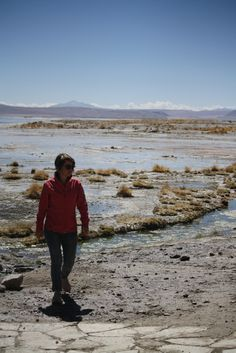 Frio no deserto