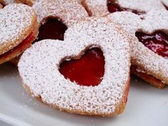 Valentine's Day Tarts (click on photo for recipe)