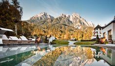 HOTEL FORSTHOFGUT *****    #leading #spa #resort #leadingsparesort #indoor #wellness #holiday #pool #baden #wasser #outdoor #forsthofgut #salzburg #österreich