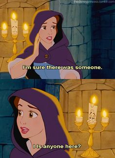 Lumiere's face is hilarious in this scene