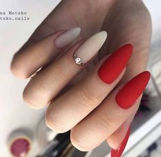 80 Latest Nail Art Trends & Ideas to Try for Spring 2019 - RuthannTaverni . - 80 Latest Nail Art Trends & Ideas to Try for Spring 2019 – RuthannTaverni - Latest Nail Designs, Latest Nail Art, Nagel Blog, Nagellack Trends, Nagel Gel, Artificial Nails, Nail Decorations, Perfect Nails, Halloween Nails