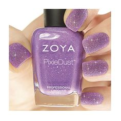 Zoya PixieDust Nail Polish in Stevie
