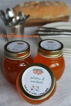 Marmellata di mandarini - Clementine marmalade