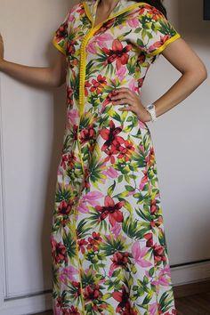 Colored djellaba by beld'in fashion
