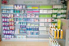 Showwroom JCDA | Pharmacie Agencement de la pharmacie Aichatou (45)