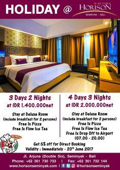 Holiday in Bali Seminyak