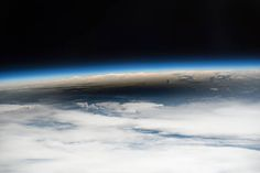 As millions of people across the United States experienced a total eclipse as the umbra, or moon's shadow passed over them, only six people witnessed the umbra from space. Viewing the eclipse from orbit were NASA's Randy Bresnik, Jack Fischer and Peggy Whitson, ESA (European Space Agency's) Paolo Nespoli, and Roscosmos' Commander Fyodor Yurchikhin and Sergey Ryazanskiy. The space station crossed the path of the eclipse three times as it orbited above the continental United States at an…