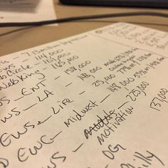 Writing down the stats for each Twitter account. Making @OverTimeGrind / @digitalkingpins media kit