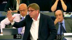 Hoe streng zal Verhofstadt zijn voor de brexit? - Lukas De Vos