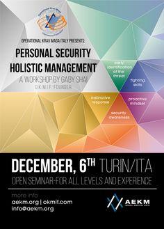 Open. Seminar Operational Krav Maga