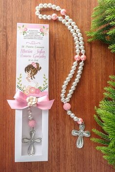 First Communion Decorations, First Communion Favors, Communion Invitations, Baptism Favors, Baptism Party, First Holy Communion, Thanksgiving Favors, Christmas Favors, Holy Rosary