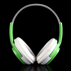 This is a fashion and high quality headset with high fidelity stereo sound, it supports TF card insert mp3 music playing, FM Radio playing, and LINE IN function.