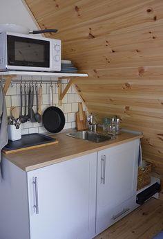 Erdei Kisház projekt teljesítve | juditu Wooden House, Kitchen Cabinets, Home Decor, Decoration Home, Room Decor, Cabinets, Home Interior Design, Dressers, Home Decoration