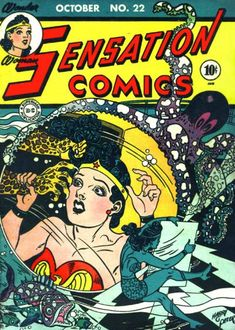 Sensation Comics #22