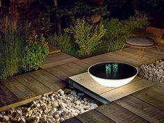 Foscarini Solar Outdoor Floor Lamp by Jean-Marie Massaud - Chaplins