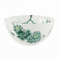 Jasper Conran for Wedgewood - 'Chinoiserie' Collection - White Salad Bowl, 20cm