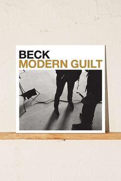 Slide View: 1: Beck - Modern Guilt LP