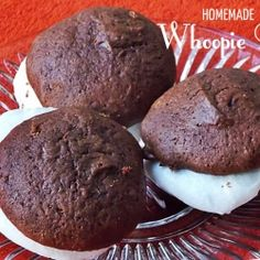Whoopie Pies by proverbswife