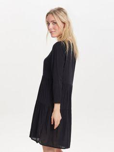 LOOSE DRESS, Black
