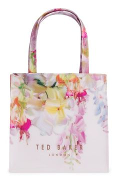 Ted Baker London 'Hanging Garden' Small Floral Icon Tote available at #Nordstrom