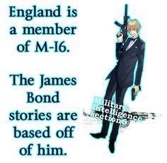 My life is complete I grew up with anime(hetalia) and James Bond I love this Anime Love, Anime Guys, Awesome Anime, Prussia Hetalia, Hetalia Headcanons, Eyebrow Game, Hetalia England, Hetaoni, Diary Entry