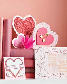 Sign of Love and Love Multiplies Valentine's Day Cards