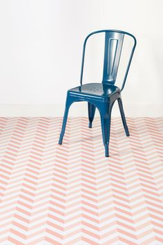 Fairground is a Bright Chevron Vinyl Flooring design that features a funky zigzag stripe pattern in bright, soft colours that creates an almost 3D effect illusion. Go ahead and inject some fun into your interior design ideas!