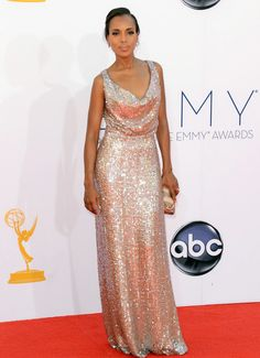 Kerry Washington #Scandal #Emmys