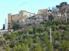 Publicamos  el castillo de Castellbell.  #historia #turismo http://www.rutasconhistoria.es/loc/castillo-de-castellbell