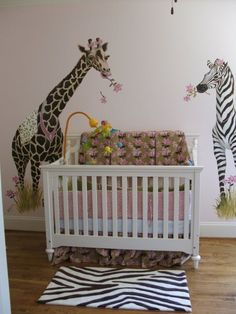 8 Must Have Nursery Decor Items Pinterest And Crib