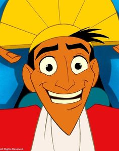 """Which """"The Emperor's New Groove"""" Character Are You?"""