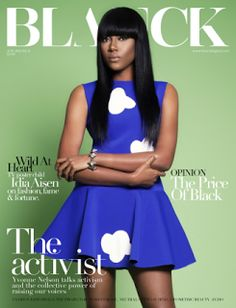9Yvonne Nelson Actress is a stunning muse for Blanck Magazine cover feature   Yvonne Nelson is a stunning cover muse for the 8th edition of Blanck Magazine...  Yvonne Nelson is the leading muse for Blanck Magazine's 8th edition.  The actress and producer who spoke exclusively to the magazine about her career political activism and using her platforms to educate and engage the masses. Yvonne Nelson who is known for being outspoken over the political issues in Ghana revealed to the magazine…
