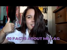 50 Facts about me tag 2015
