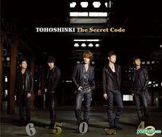 TVXQ - The Secret Code