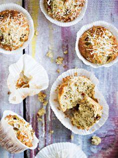 Parmesaanimuffinit | K-ruoka #aamiainen