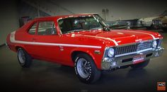 Extremely Rare LT1 Powered 1970 Chevy Nova Yenko Deuce SEE THE VIDEO HERE
