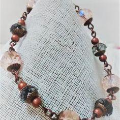 Pulsera Murano Rosado Beaded Bracelets, Casual, Jewelry, Fashion, Moda, Jewlery, Jewerly, Fashion Styles, Pearl Bracelets