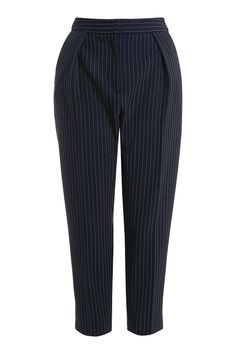 TALL Pinstripe Peg Trouser