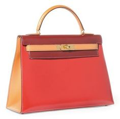 #assetoftheday Hermès Kelly Handbag. Made famous by Princess of Monaco Grace Kelly, who reportedly used the bag to hide her baby bump, the Hermès Kelly is a classic and iconic handbag. A designer handbag can be a fantastic investment due to the high quality of both materials and craftsmanship; one Hermès Kelly bag takes a single artisan 18 hours of work!