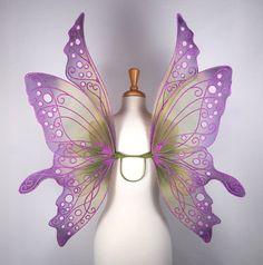Сделать крылья бабочки своими руками