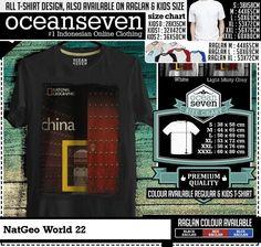 t shirt natgeo world 22