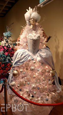 EPBOT: The Big Christmas Tree Roundup - Cinderella Christmas Tree