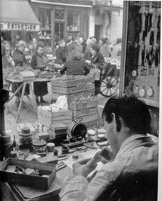 Willy Ronis y la fotografía humanista [Primera parte] - Taringa!