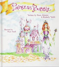 Princess Bubble is a modern day fairy tale written to empower girls to find true happiness by helping other, having faith and just liking themselves! $12
