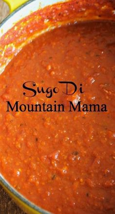 Easy Marinara Sauce ~ It Beats Any Bottled Sauce You Can Buy In The Store And It's So Simple To Make. As It Simmers On The Stove, You're House Will Smell Like Pure Comfort.