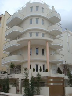 5 story house by Immitos mountain in Glyfada (southern suburb of Athens)