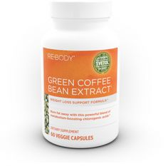 Are you looking for a weight loss support formula to help you lose those extra stubborn pounds? If you are then Re-Body Green Coffee Bean with Svetol is what you are looking for. This product is a powerful weight loss aid that will not give you shakes or have adverse side effects.