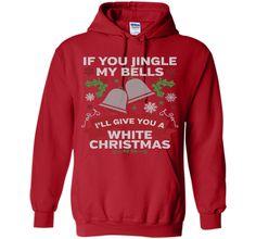 Men's Jingle my Bells Funny Adult Christmas