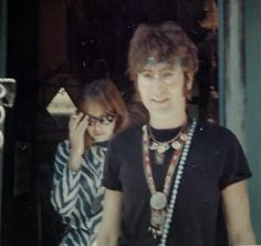 John and Cyn (and friends) in Greece, 1967