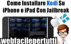 (Video Tutorial) IPTV Su iPhone Con Kodi - Come Installare Kodi Su iPhone e iPad Con Jailbreak iPhone Con Kodi - Come Installare Kodi Su iPhone e iPad Con Jailbreak   Dopo pc è android era ora di parlare del mondo magico di kodi anche agli utenti della mela morsicata . Kodi? Ma Cos'è .. come  #iptv #kodi #iphone #ipad #iptvliste